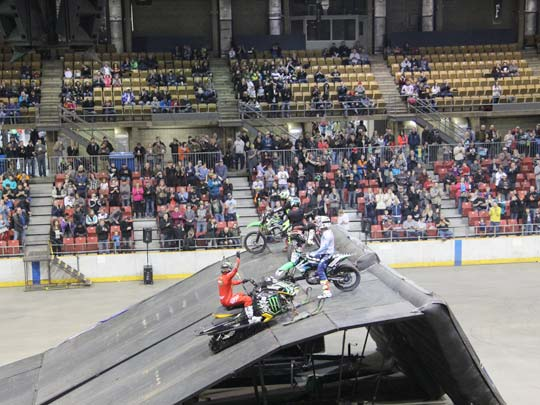 The Edmonton Motorcycle and ATV Show 2016 Picture